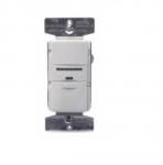 600W Dimmer Sensor, Vacancy, 1000 sq ft. Range, Almond