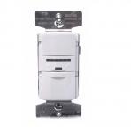 600W Dimmer Sensor, Vacancy, 1000 sq ft. Range, Black