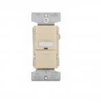 600W Dimmer Sensor, Vacancy, 1000 sq ft. Range, Ivory