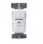 600W Dimmer Sensor, Vacancy, 1000 sq ft. Range, White