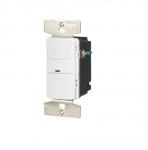 600W Sensor Switch, Vacancy, 450 sq ft. Range, White
