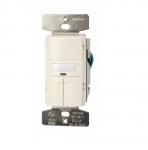 1000W Dual Switch w/ Nightlight, Vacancy, 1000 sq ft. Range, Light Almond