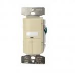 1000W Dual Switch w/ Nightlight, Vacancy, 1000 sq ft. Range, Ivory