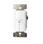 1000W Dual Switch w/ Nightlight, Vacancy, 1000 sq ft. Range, White