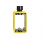 Non-Metallic Outlet Box, Portable, Standard Size, Yellow