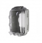 1-Gang Weather Protective Cover, Self-Closing, Grey