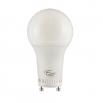 11W LED A19 Bulb, Omni-Directional, Dimmable, GU24, 1100 lm, 120V, 5000K