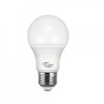 12W LED Omni-Directional A19 Bulb, Dimmable, 75W Retrofit, 1100 lm, E26 Base, 2700K