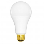 18W 3000K Dimmable 3-Way LED A21 Bulb