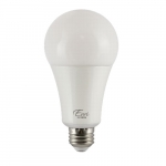 22W LED A21 Bulb, Omni-Directional, 150W Inc. Retrofit, Dim, E26 Base, 2550 lm, 2700K
