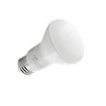 5.5W LED BR20 Bulb, Dimmable, E26, 525 lm, 120V, 5000K