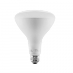 9W LED BR30 Bulb, Dimmable, E26, 800 lm, 120V, 3000K