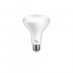 9W LED BR30 Bulb, Dimmable, E26, 800 lm, 120V, 5000K