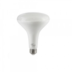17W LED BR40 Bulb, Dimmable, E26, 1400 lm, 120V, 3000K