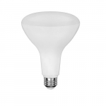 11W LED BR40 Bulb, Dimmable, E26, 1000 lm, 120V, 5000K