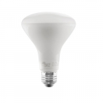 11W LED BR40 Bulb, Dimmable, E26, 1000 lm, 120V, 3000K