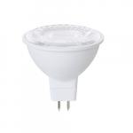 7W LED MR16 Bulb, Dimmable, GU5.3, 500 lm, 12V, 2700K