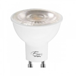7W LED PAR16 Bulb, Dimmable, GU10, 500 lm, 120V, 3000K
