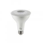 11W LED PAR30 Bulb, Long Neck, Dimmable, 40 Degree Beam, E26, 850 lm, 120V, 5000K