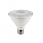 11W LED PAR30 Bulb, Short Neck, Dimmable, 40 Degree Beam, E26, 850 lm, 120V, 5000K