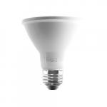 12W LED PAR30 Bulb, Short Neck, Dimmable, E26 Base, 900 lm, 2700K
