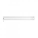 4-ft 42W LED Shop Light, Linkable, 4300, 120V, 5000K