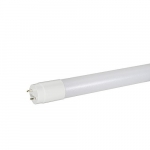 12W 4-ft LED T8 Tube, 1680 lm, Direct Line Voltage, Double-End, 4000K