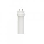 4-ft 14W LED T8 Tube, Direct Wire, Dual End, G13, 1800 lm, 120V-277V, 4000K