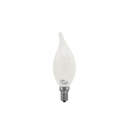 4.5W B10 LED Filament Bulb, Dimmable, E12, 450 lm, 2700K, Frosted