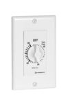 Mechanical Timer, 60 Minutes, White