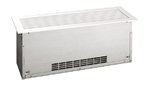 1200W Convection Floor Insert Heater, Medium Density, 120 V, Silica White