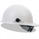 Roughneck P2 Protective Cap w/ Quick-Lok, White