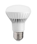 7W LED BR20 Bulb, 525 lumens, Dimmable, 5000K