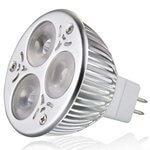 6.5 MR16 LED Bulb, 3000K, 25 Degree Flood Angle, Dimmable