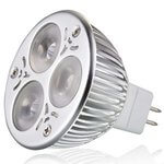 6.5 MR16 LED Bulb, 3000K, 40 Degree Beam Angle, Dimmable, GU10 Base
