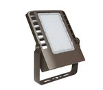 5000K 100-277V 300W Bronze Wall Mount LED Area Light