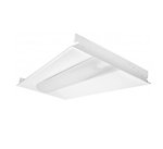 1X4 20W LED Troffer, 2920 lumens, Dimmable, 3500K
