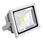 28 Watt White LED Floodlight, 4000K