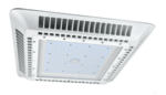 100 Watt White LED Gas Station Canopy Light, 5000K