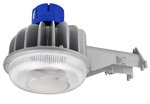 4000K 28W LED Security Barn Light w/ PhotoCell