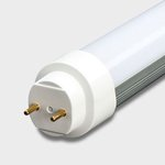 3500K 100-277V 15W 4ft Direct Wire T8 LED Lamp, Case of 20
