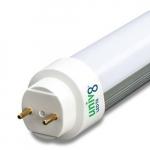 15W 4-ft Univ8 LED T8 LED Tube, 2100 lm, Hybrid, 6000K