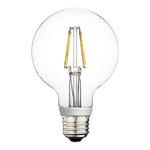 4 Watt Decorative Filament LED Bulb, 2700K