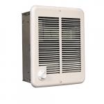 1500W Small Fan-Forced Wall Heater, 240V