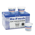 Refresh Citrus Scent Gel Air Freshener 4.6 oz.