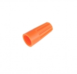 #22-14 AWG Orange Twist-On Wire Connectors