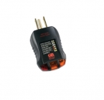 Outlet Receptacle Tester & Circuit Analyzer