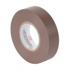 66-Ft Long Electrical Tape, Brown