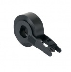 Black Electrical Tape, 7mm Thick
