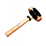 Size 5 Split Head Rawhide Hammer
